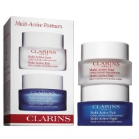 Clarins  Multi Active Partners Sets