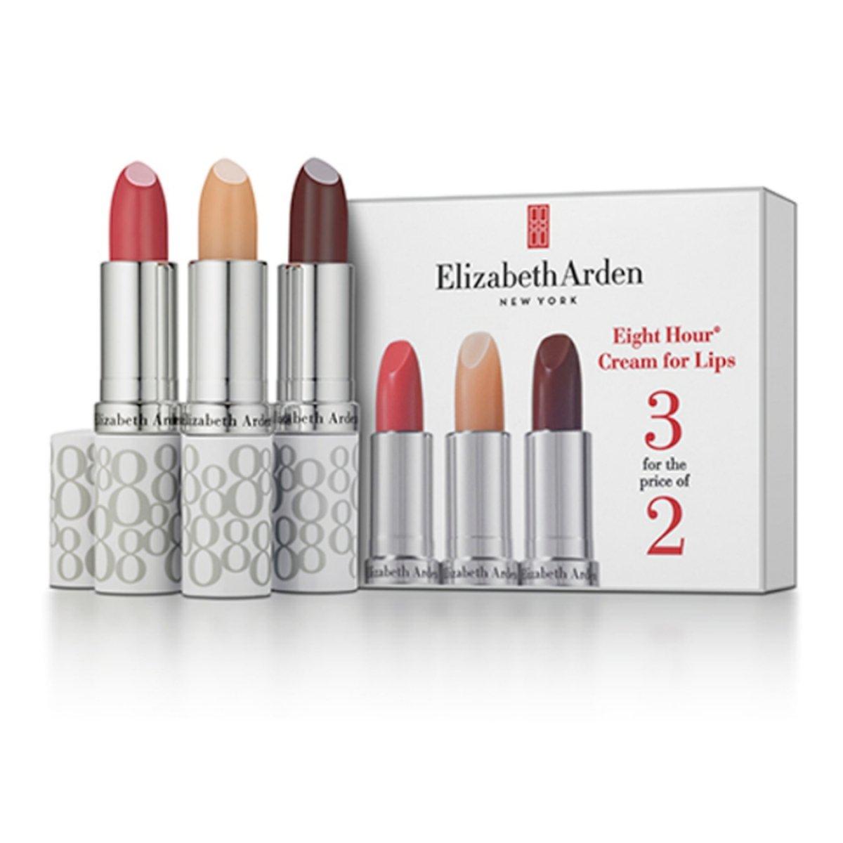 Elizabeth Arden 8 Hour Lip Protectant Trio