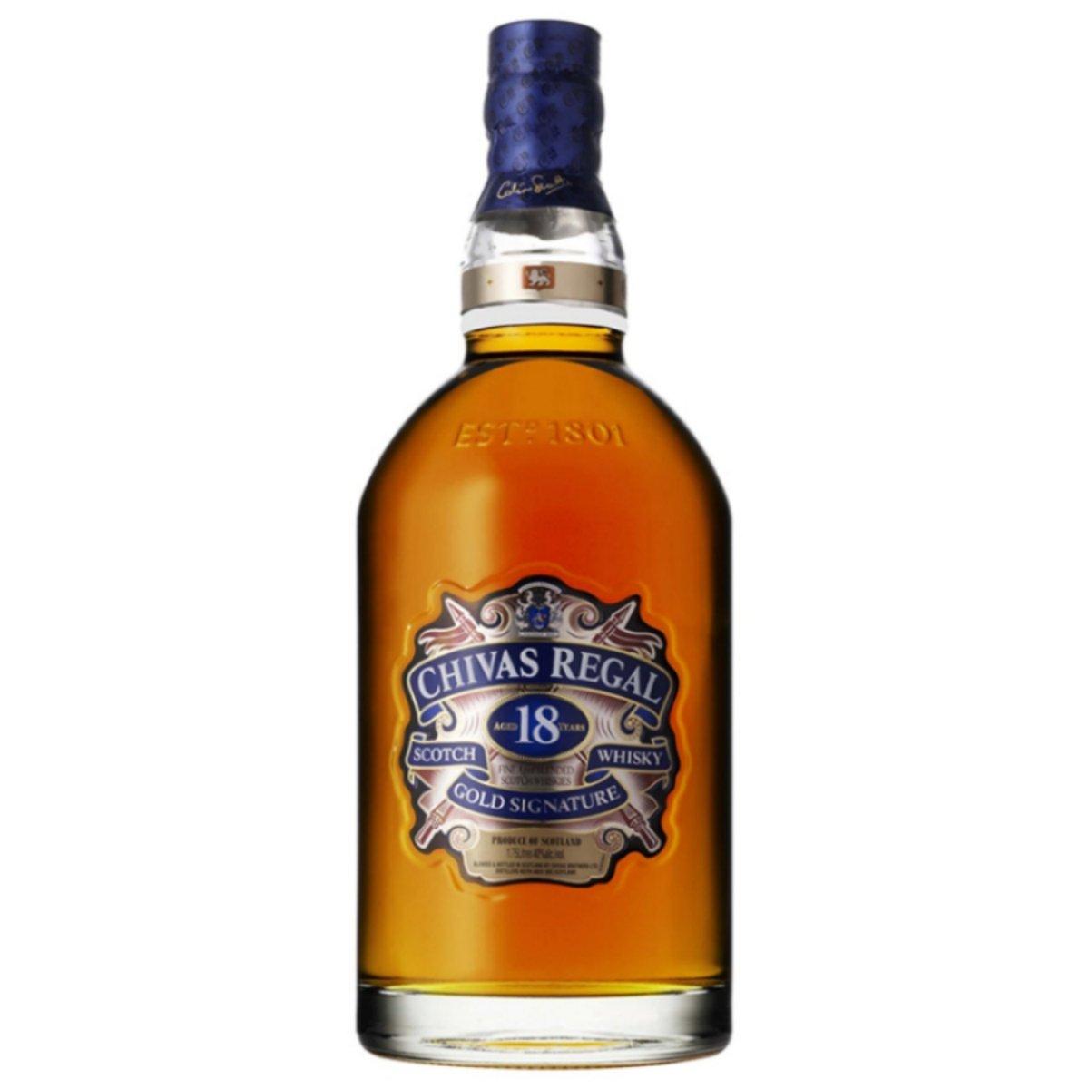 chivas regal 18 year old scotch whisky. Black Bedroom Furniture Sets. Home Design Ideas
