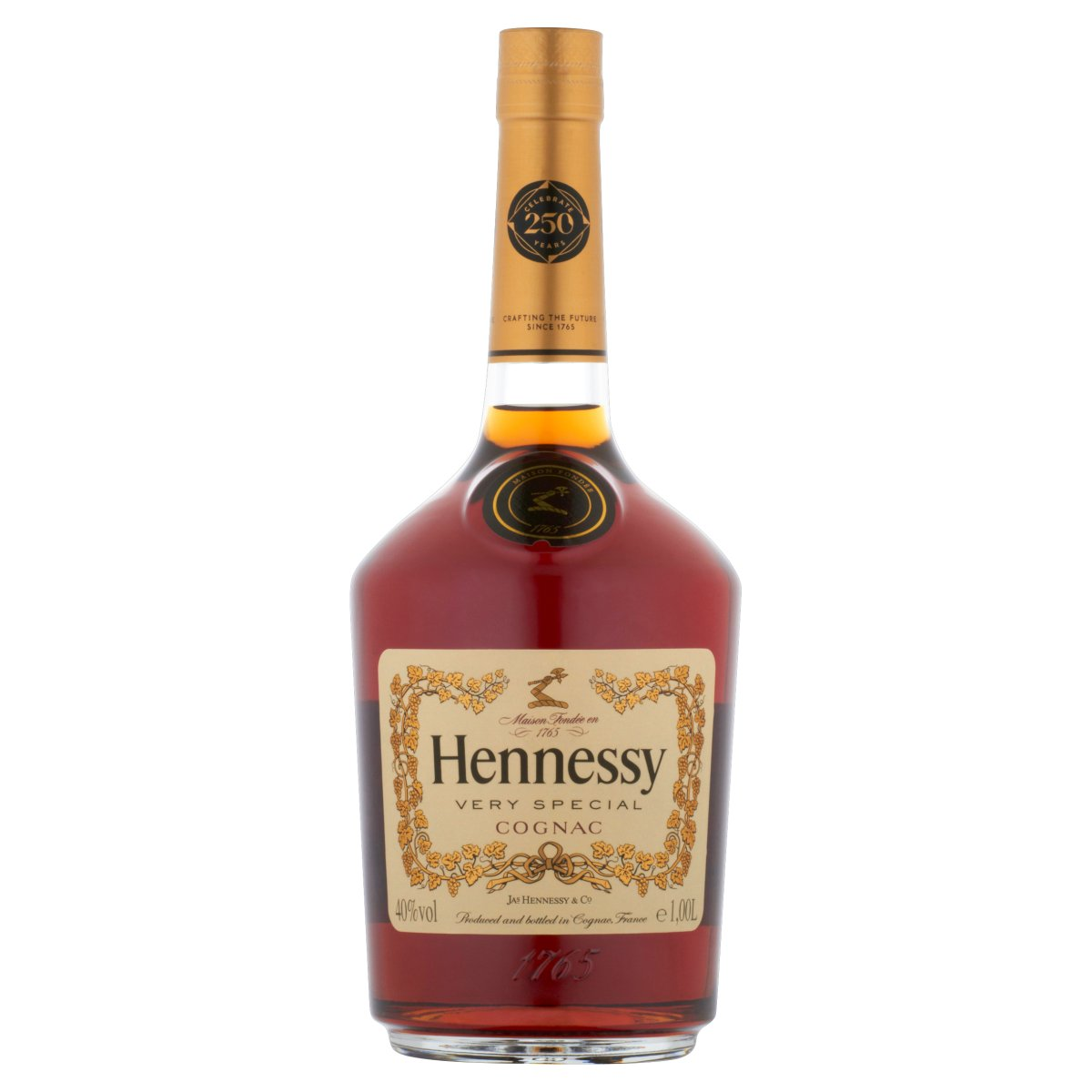 hennessay cognac In 1895, maurice hennessy, the great grand son of the founder richard  hennessy, was the first to systematically classify cognacs inspired by a  decorative star.