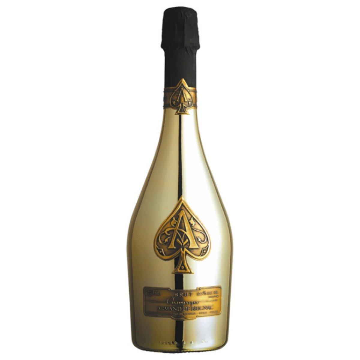 Armand De Brignac Ace Of Spades Champagne Brut Nv 750ml