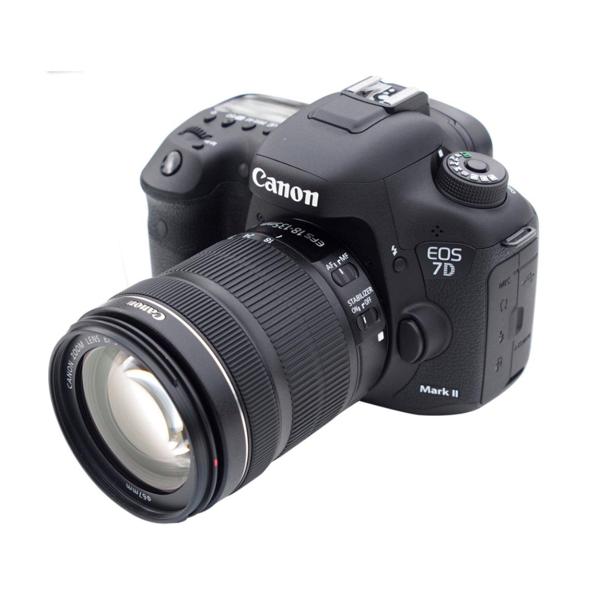 canon eos 7d mk ii 18 135 is stm lens kit. Black Bedroom Furniture Sets. Home Design Ideas