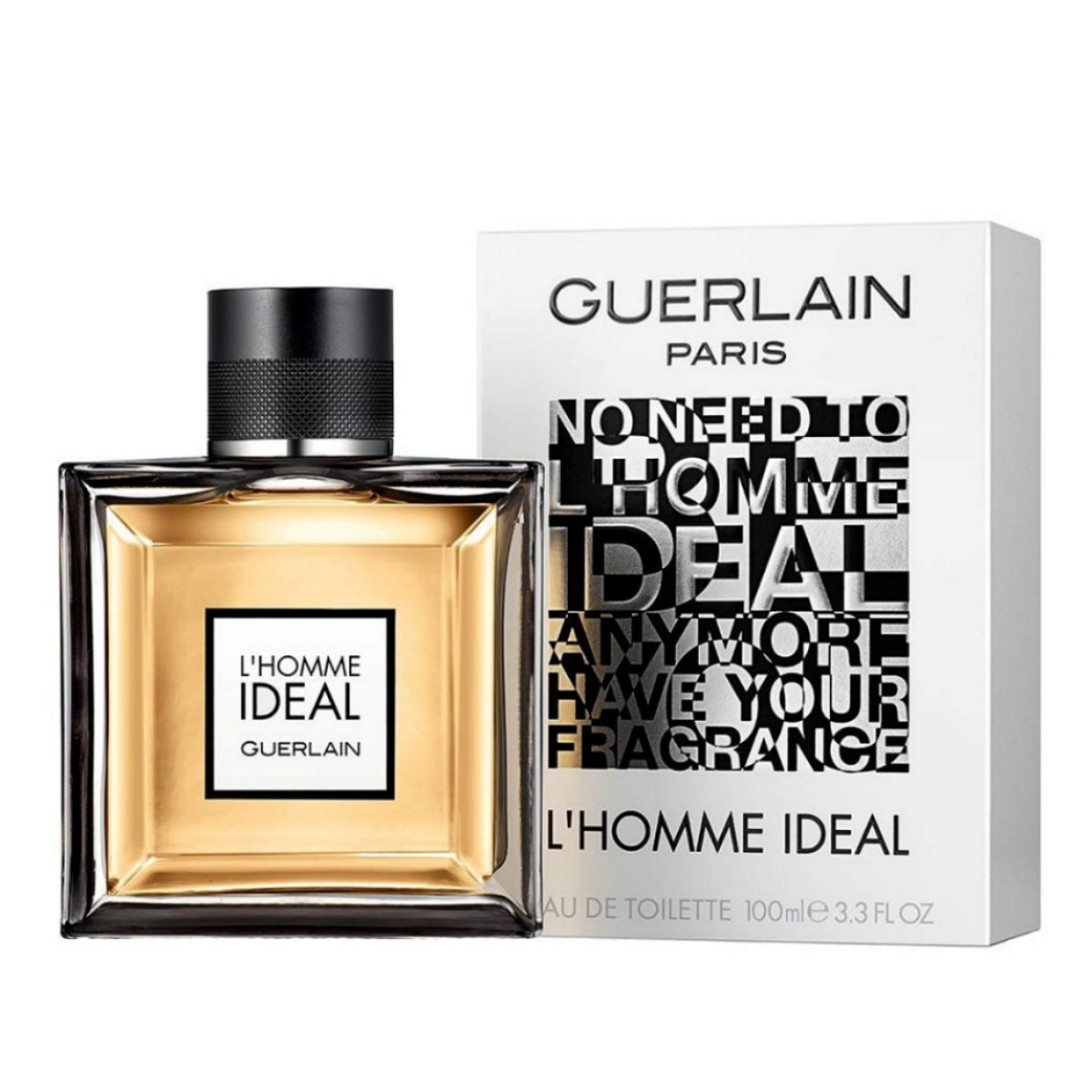 guerlain l 39 homme id al eau de toilette 100ml. Black Bedroom Furniture Sets. Home Design Ideas