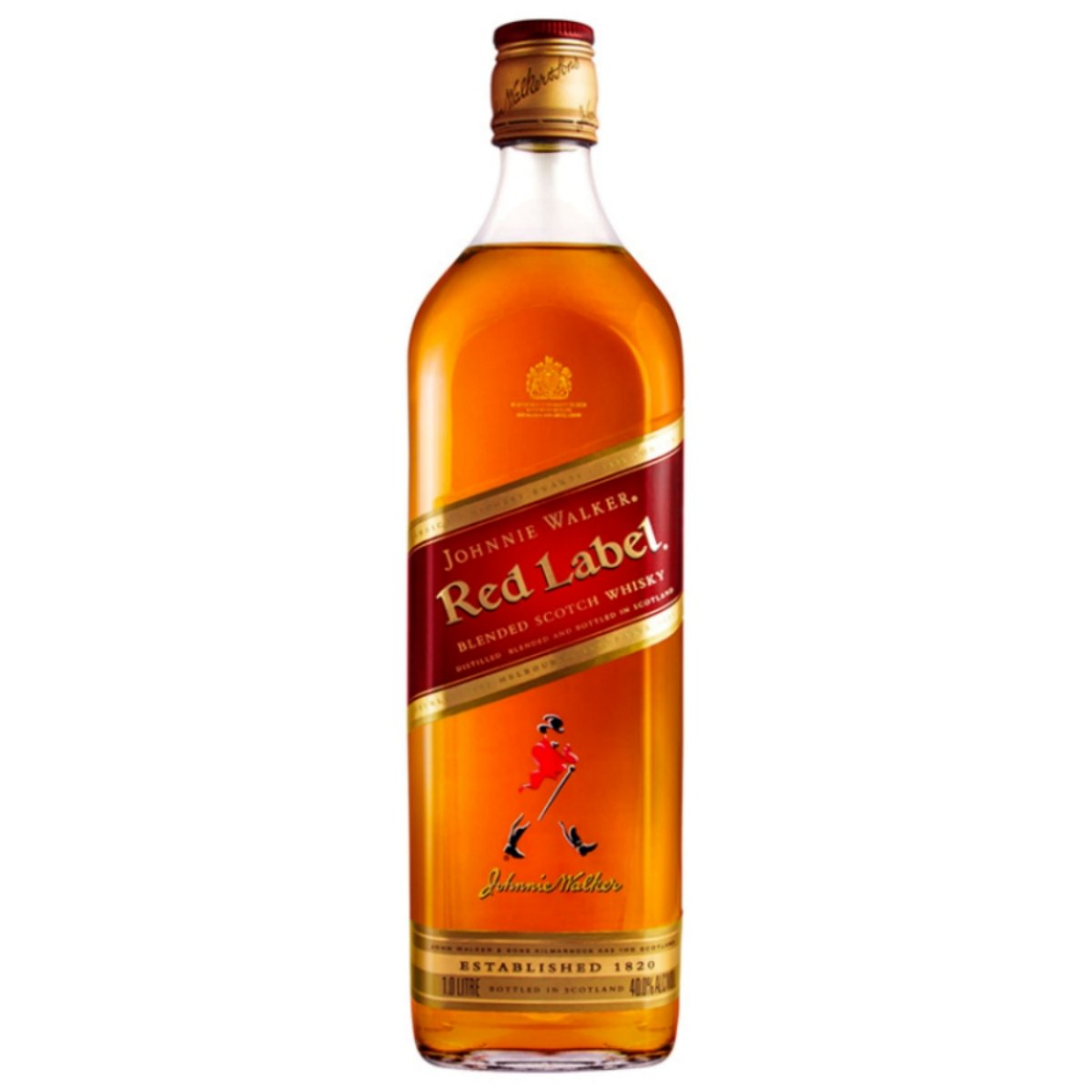how to drink johnnie walker red label