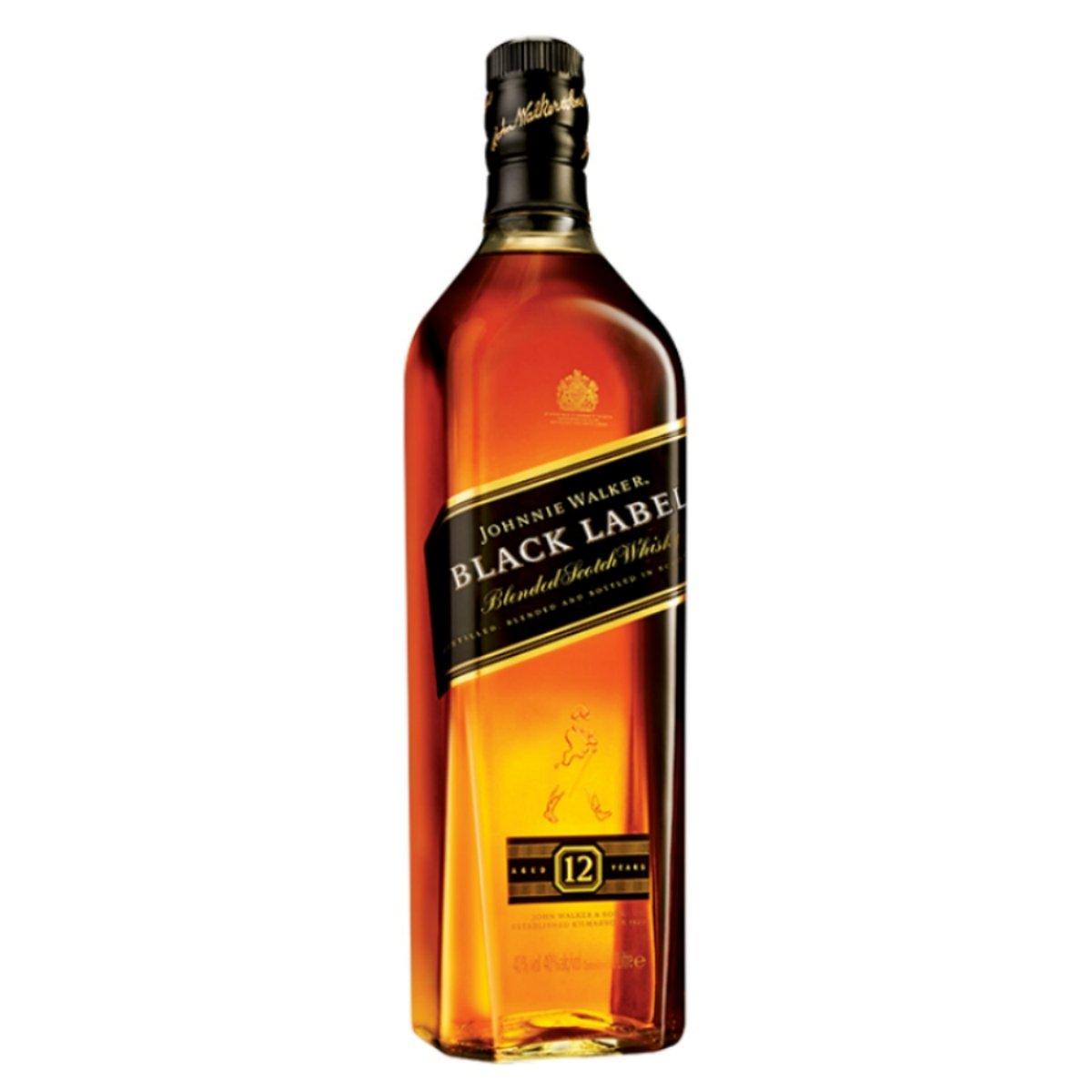 Premium Black Label: Johnnie Walker Black Label 1L