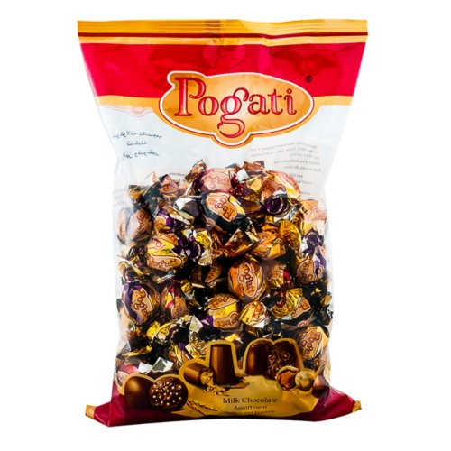 Pogati Chocolate Bag 1kg