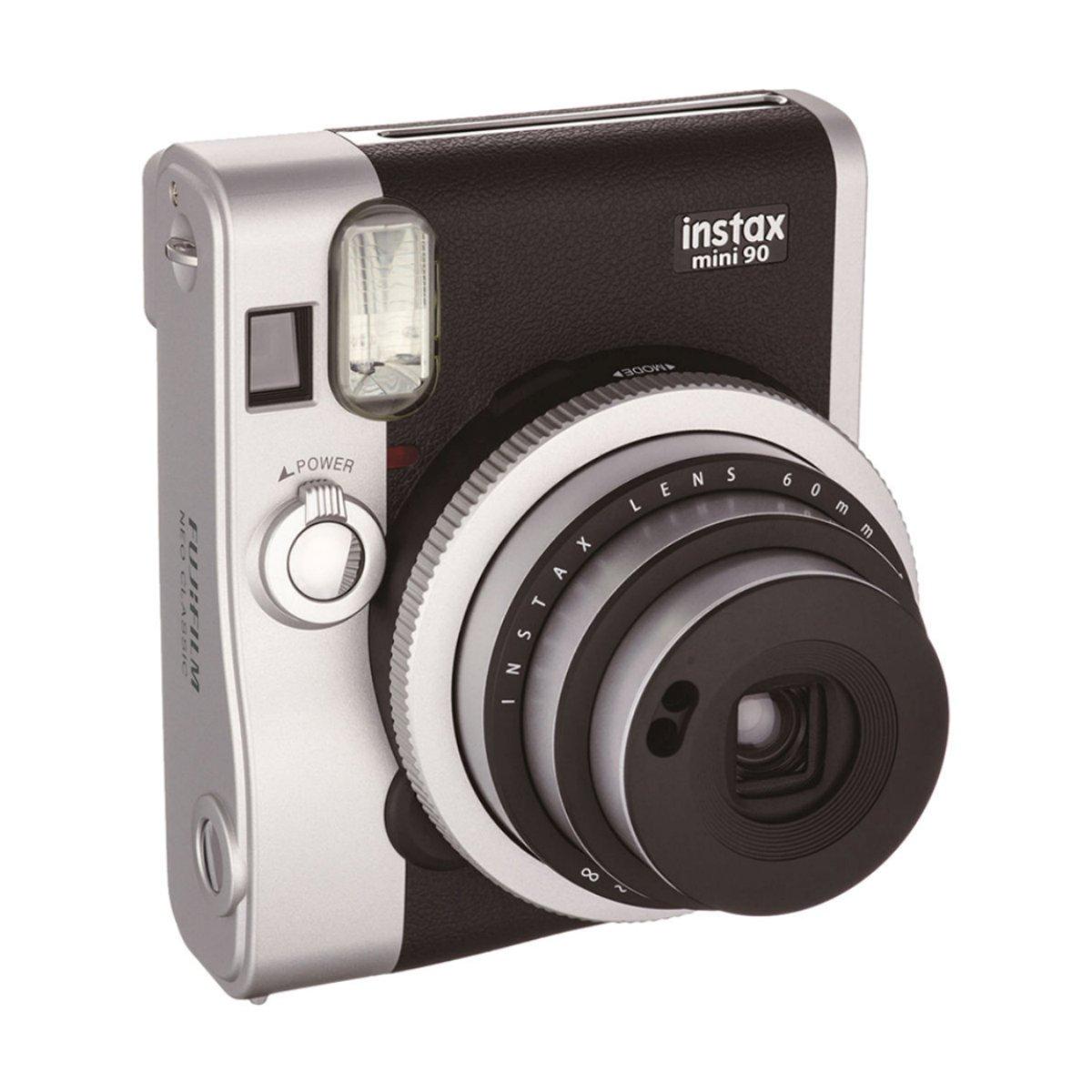 fujifilm instax mini 90 camera. Black Bedroom Furniture Sets. Home Design Ideas