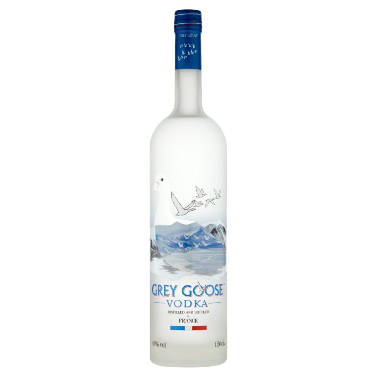 Grey Goose Vodka 1 5l
