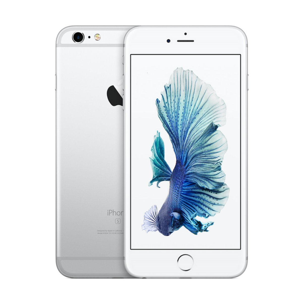 apple iphone 6s plus non facetime silver 16gb