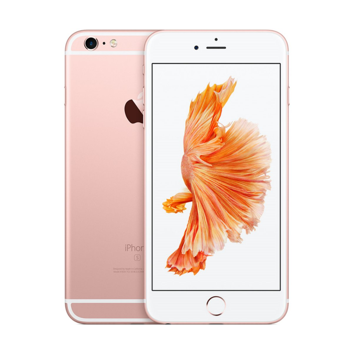 apple iphone 6s plus non facetime rose gold 16gb. Black Bedroom Furniture Sets. Home Design Ideas