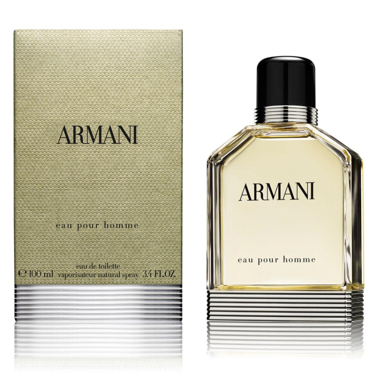 giorgio armani eau pour homme eau de toilette 100ml. Black Bedroom Furniture Sets. Home Design Ideas