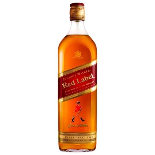 Johnnie Walker Red Label Scotch Whisky 1L